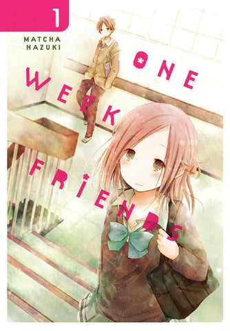 One Week Friends Volume 1 (Manga)