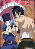 Fairy Tail: Gray & Juvia Umbrella Wall Scroll