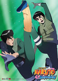 Naruto Shippuden: Rock Lee & Guy Wall Scroll