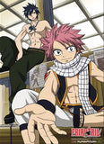 Fairy Tail: Gray & Natsu Helping Hand Wall Scroll