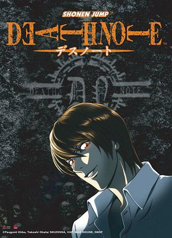 Death Note: Light Wall Scroll