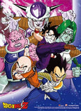 Dragon Ball Z: Earth vs. Frieza Special Edition Wall Scroll