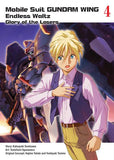 Gundam Wing: Glory of the Losers Volume 4 (Manga)