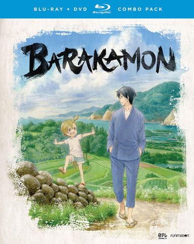Barakamon Blu-ray/DVD Combo Complete Collection