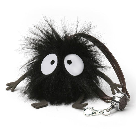 Spirited Away: Soot Sprite Handbag Reel Key Holder