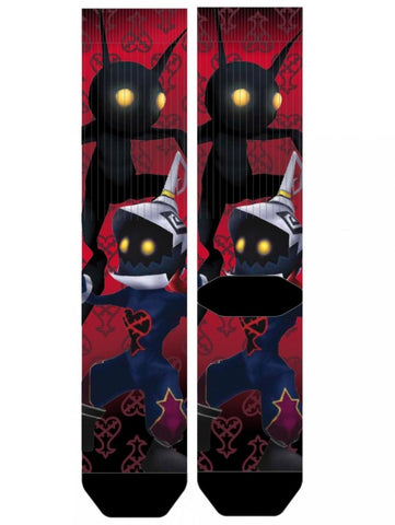 Kingdom Hearts: Heartless Crew Cut Socks