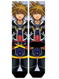 Kingdom Hearts: Sora Crew Cut Socks