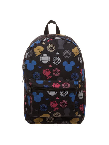 Kingdom Hearts: World Icons Backpack