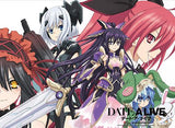 Date a Live: Group Fabric Poster