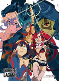 Gurren Lagann: Key Art High End Wall Scroll