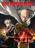 One Punch Man: Key Art High-End Wall Scroll