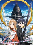 Sword Art Online: Key Art Special Edition Wall Scroll