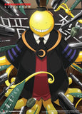 Assassination Classroom: Koro-sensei Targeted Wall Scroll