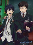 Blue Exorcist: Rin & Yukio School Wall Scroll