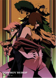 Cowboy Bebop: Group Stylized Wall Scroll