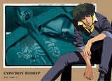 Cowboy Bebop: Spike & Swordfish II Wall Scroll
