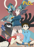 FLCL: Mamimi & Canti Wall Scroll