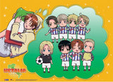 Hetalia: Football Team Wall Scroll