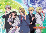 Hetalia: Formal Attire Wall Scroll