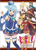 Konosuba: Key Art 2 Wall Scroll