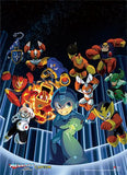 Mega Man: Surrounded Wall Scroll