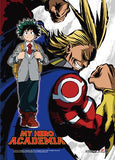 My Hero Academia: Deku & All Might Wall Scroll