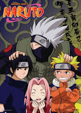 Naruto: Team 7 Photo Wall Scroll