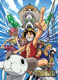 One Piece: Onward Voyage Wall Scroll
