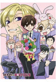 Ouran High School Host Club: Sitting Haruhi Wall Scroll