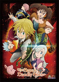 Seven Deadly Sins: Key Art Wall Scroll