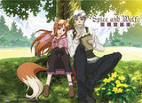 Spice and Wolf: Kraft & Holo Wall Scroll