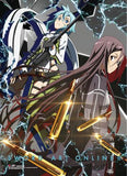 Sword Art Online II: Sinon & Kirito Shatter Wall Scroll
