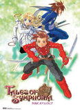 Tales of Symphonia: Key Art Green Wall Scroll