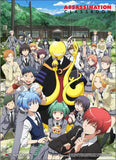 Assassination Classroom: Class E Wall Scroll