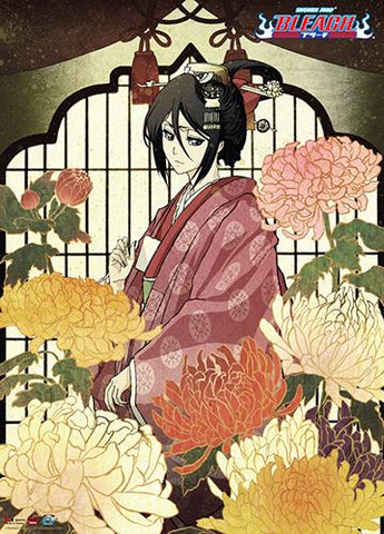 Bleach: Rukia Ukiyo-e Style Wall Scroll