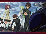 Code Geass: Group Uniforms Wall Scroll