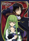 Code Geass: Lelouch & CC Wall Scroll