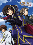 Code Geass: Lelouch, Suzaku & Rolo Wall Scroll