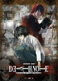Death Note: Light & L Collage Wall Scroll
