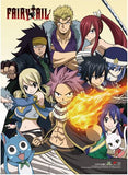Fairy Tail: Group Season 7 Wall Scroll