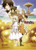 Fairy Tail: Season 8 Key Art High-End Wall Scroll