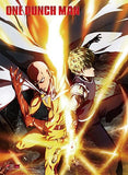 One Punch Man: Saitama & Genos Wall Scroll