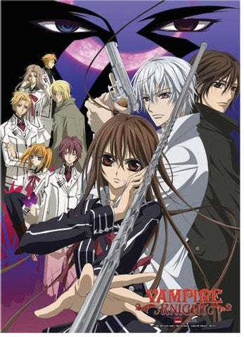 Vampire Knight: Group Wall Scroll