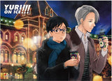 Yuri!!! on Ice: Victor & Yuri Wall Scroll