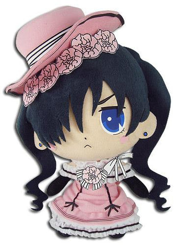 "Black Butler: Ciel Pink Dress 8"" Plush"