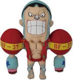 "One Piece: Franky 9"" Plush"