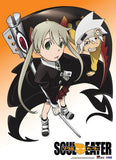 Soul Eater: Maka & Soul Orange Wall Scroll