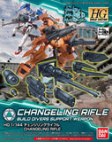 Gundam: Changeling Rifle HG Model Option Pack