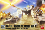 Gundam: Gundam the Ground War Set HG Model