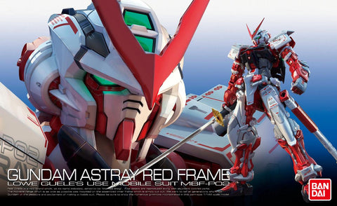 Gundam: Astray Red Frame RG Model